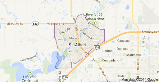 Forest Lawn St. Albert Homes For Sale