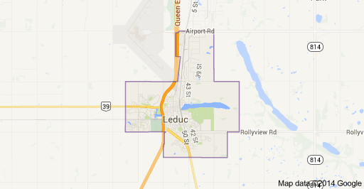 North Telford Leduc Homes For Sale