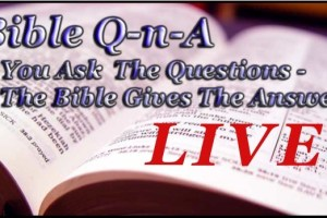 Bible Q-n-A LIVE 10/10/12 – Catholicism And Biblical Authority, pt. 4