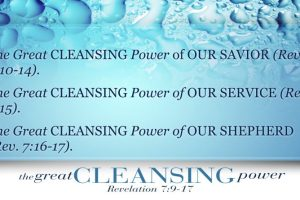 The Great Cleansing Power