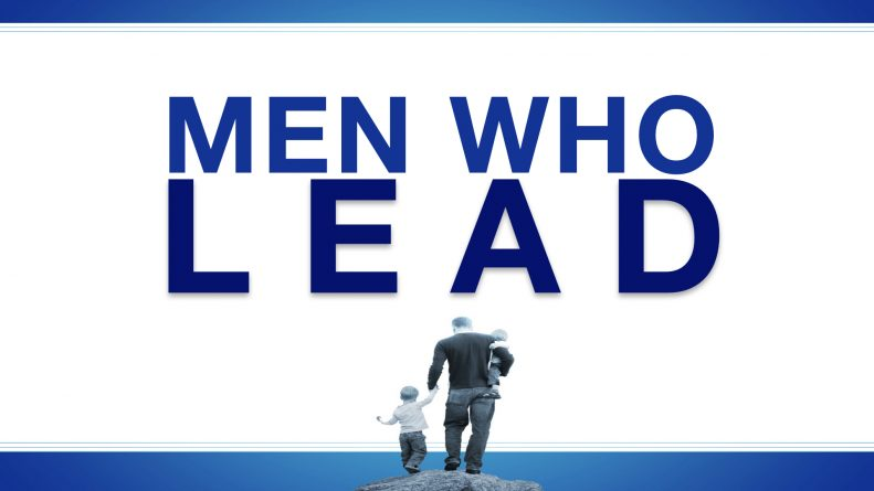 Men Who Lead
