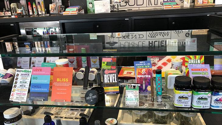 Marijuana Retail Laws