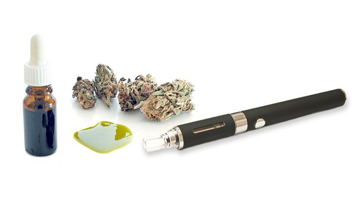 Marijuana Oil Vape
