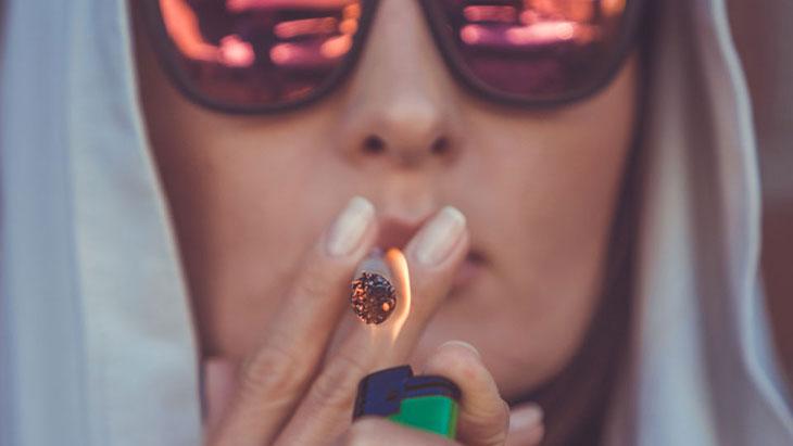 Marijuana Consumer