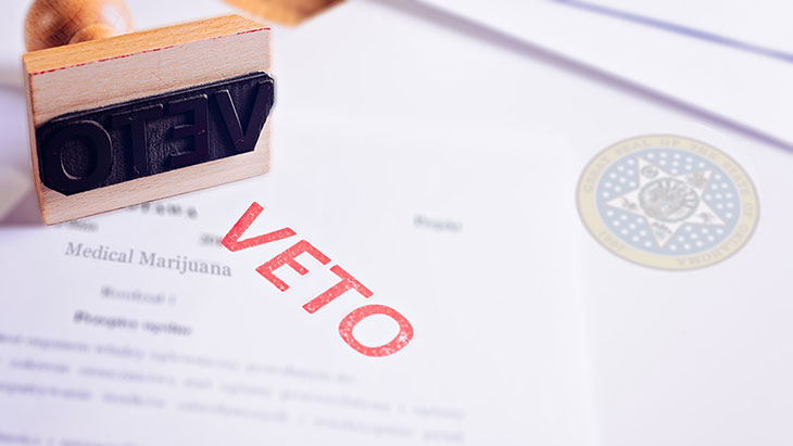 Medical Marijuana Veto