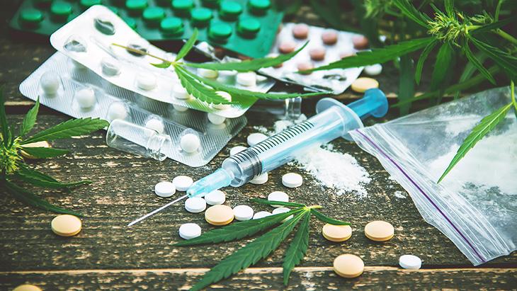 Marijuana and Narcotics