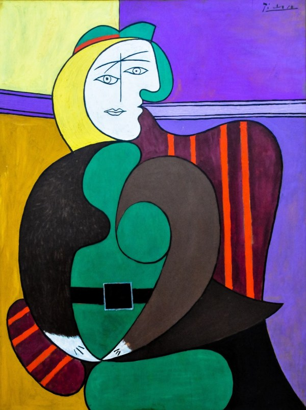 Pablo Picasso Daily Norm