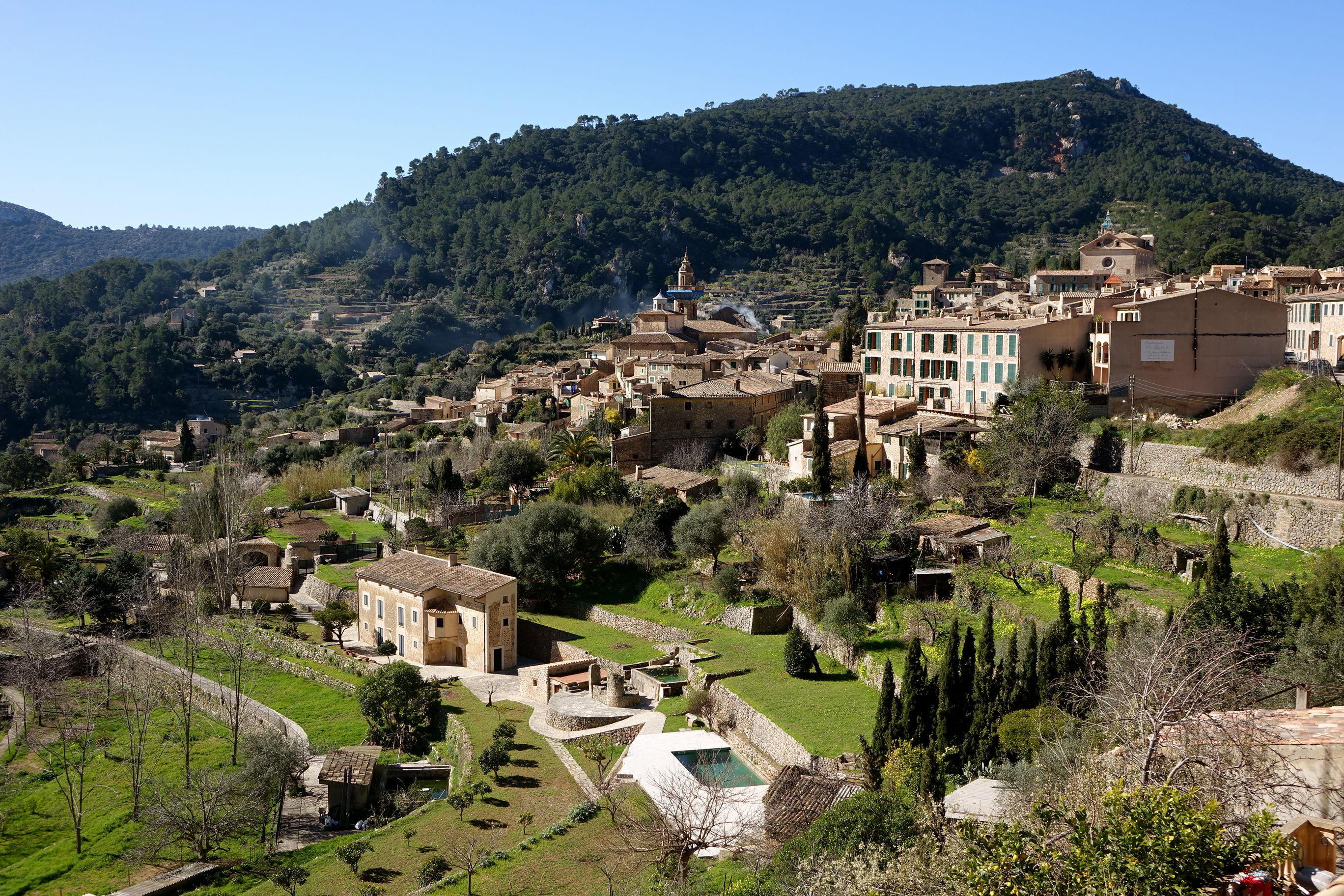 Discovering Mallorca Valldemossa And Its Port The Daily