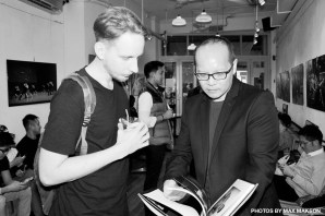 The Asian Male - 3.AM Book Launch & Signing by Norm Yip. Photo Credit: Max Makson