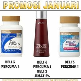 Promosi Januari