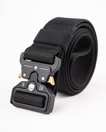 Image 1 of Tactical Quick Release Belt of color Black from Noroze