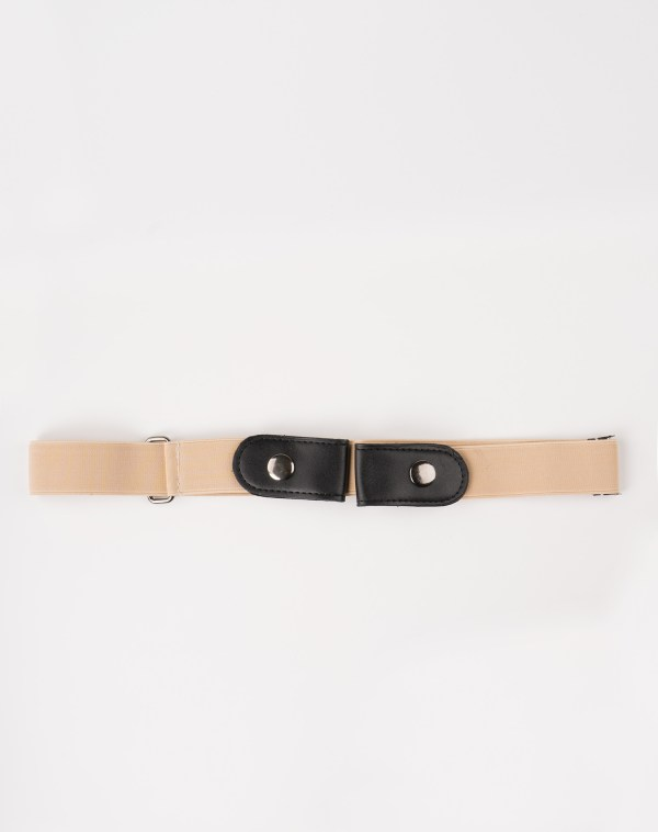 Image 1 of Womens No Buckle Belt of color Stone from Noroze