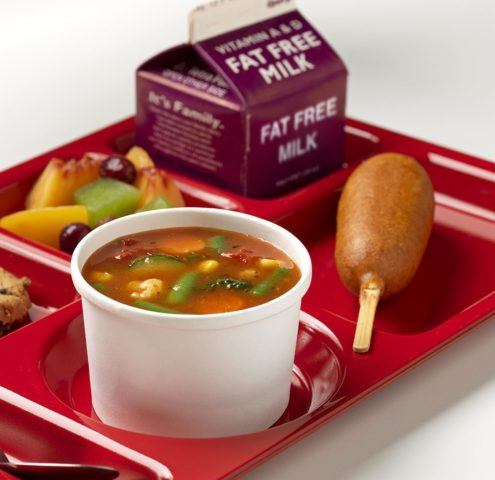 Soup Supreme NORPAC Foods Inc