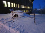 Endast i Kiruna? Foto: Sophie Nyblom ©Norrbottens museum