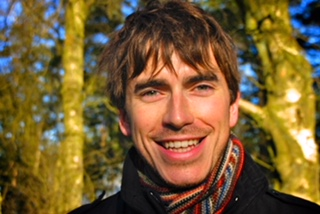 Adventurer and Author Simon Reeve