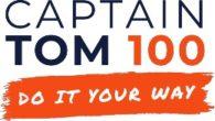 Captain Tom 100 challenge logo