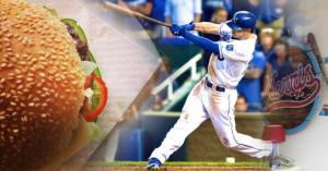 Baseball i burgeri