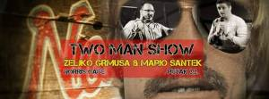 two man show