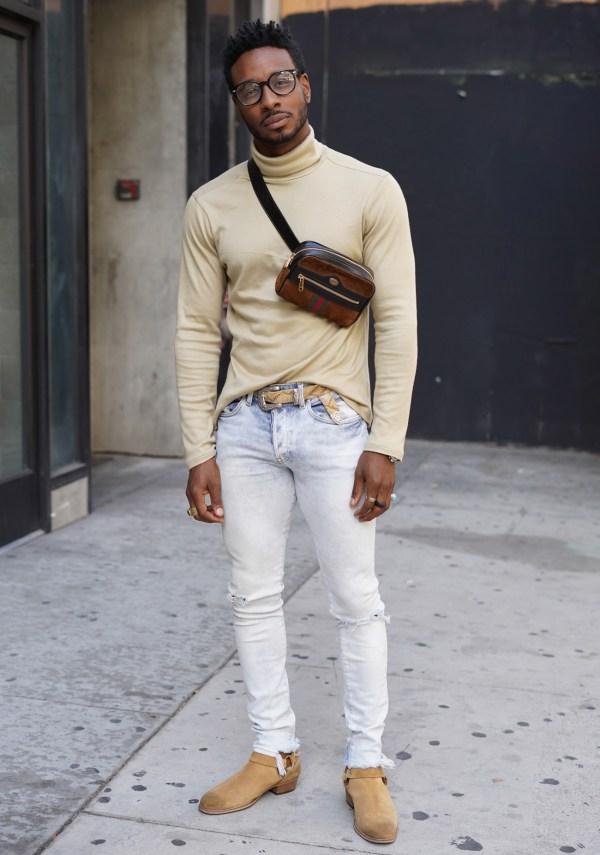 Diy Turtleneck With Street Style Flair Norris Danta Ford