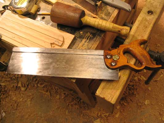 Panel Hand Saw Definition
