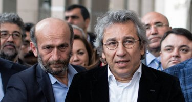 2016 Tyrkia: Can Dündar og Erdem Gül
