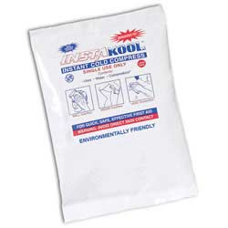 "InstaKool Instant Ice Pack, Size: 6"" x 8.75"""