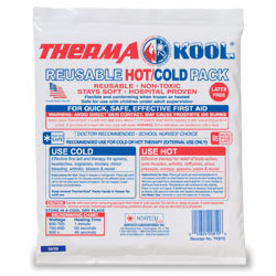 "ThermaKool Reusable Hot Cold Pack, Size: 8.5"" x 10.5"""