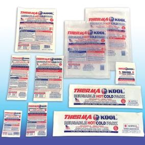 Therma-Kool Hot Cold Pack Collage