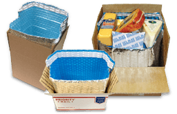 Foil Insulated Bubble Box Liners