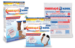 ThermaKool Reusable Hot Cold Pack