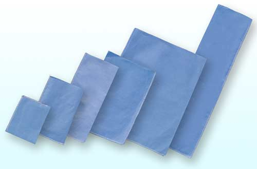 Blue Easy Sleeves Protective Covers