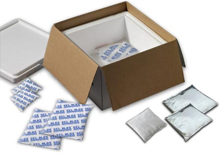 Gel Blox Cold Gel Shipping Packs