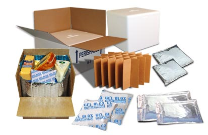 Nortech Cold Shipping Products