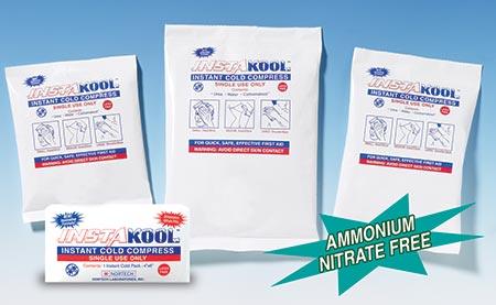 InstaKool Instant Ice Pack
