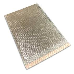 "Foil Thermal Bubble Mailers, 3/16"" - 12"" x 17"""