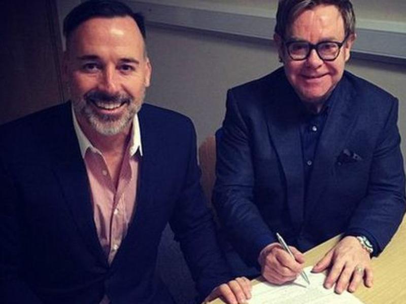 Se casa Elton John  Nortedigital