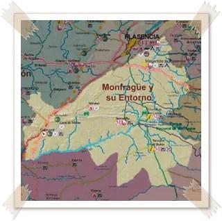 Comarca de Monfragüe y Entorno