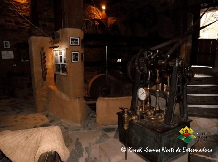 Museo del Aceite en Robledillo de Gata (Cáceres)