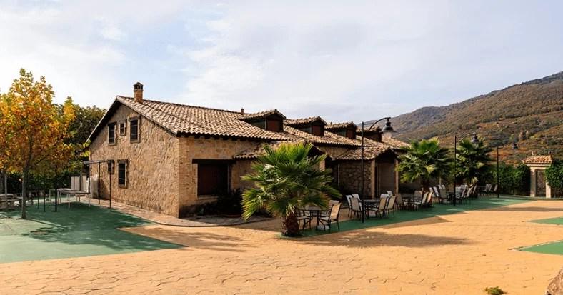 Alojamientos en el Valle del Jerte