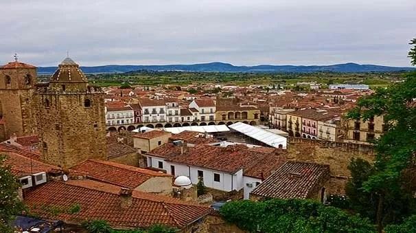 Ruta en coche por Extremadura