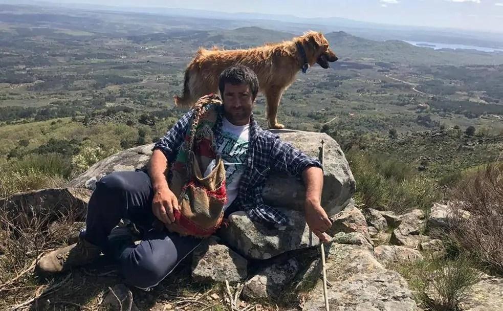 El cabrero de la Sierra de Gata