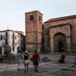 ▷Ruta por la ciudad de Plasencia ✅ ZONA-MONUMENTAL 100%ↈ