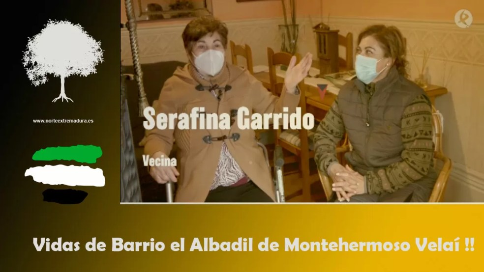 Vidas de Barrio el Albadil de Montehermoso Velaí !!