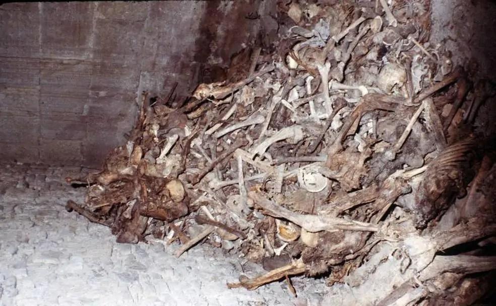 Misterio sin resolver de las 3.000 momias de Llerena