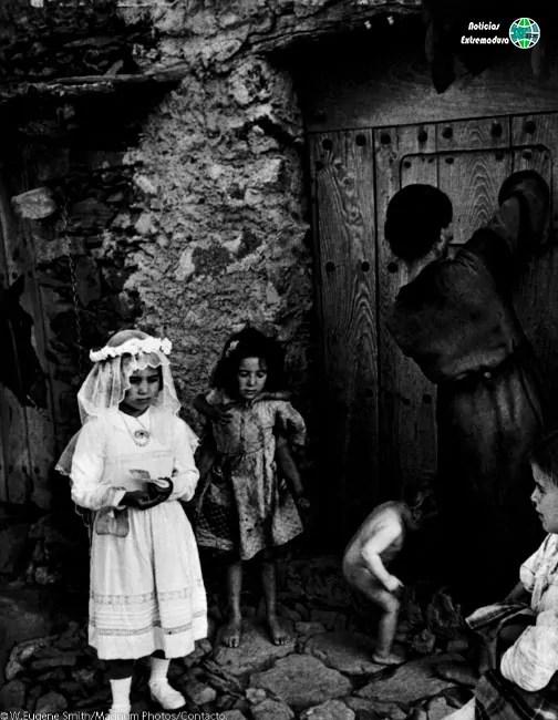 Deleitosa Eugene Smith imágenes de una época de miseria