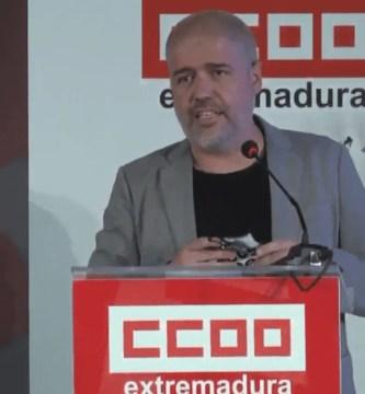 Vídeo en directo del 11º Congreso Regional de CCOO de Extremadura