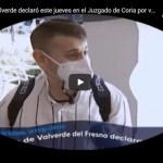 El alcalde de Valverde declara este jueves en el Juzgado de Coria