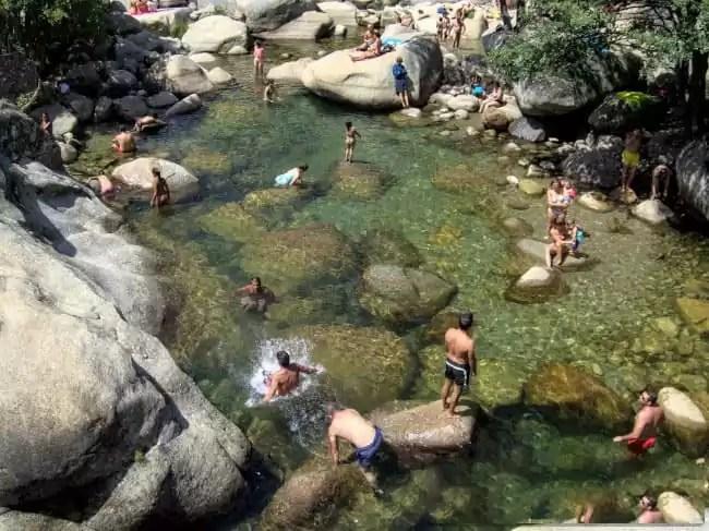 Extremadura con niños