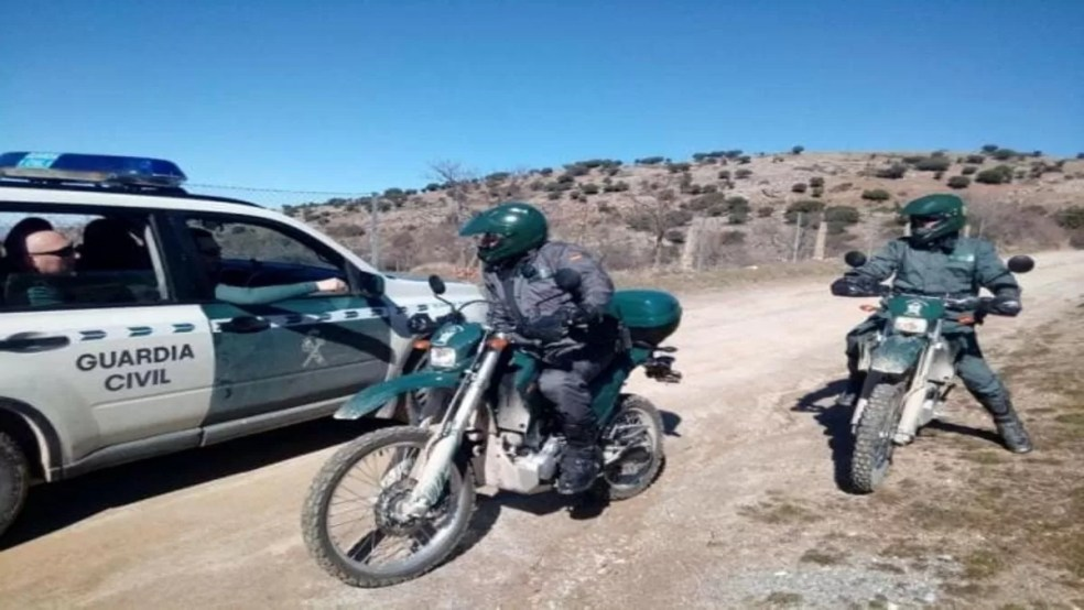 Rescatan a una mujer de 37 años en Villanueva de la Vera