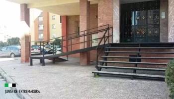 Junta de Extremadura convoca ayudas para la mejora de la accesibilidad en vivienda